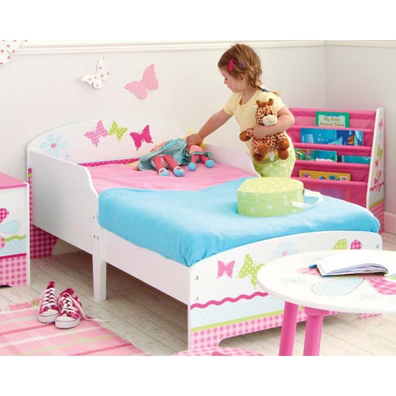 De la cuna a la cama infantil para ni a con dise o de - Camas infantiles de diseno ...